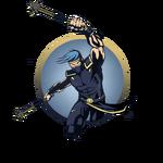 Ninja man maces