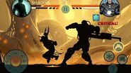 My shadow fight 2 Titan gameplay