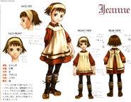 Jeanne concept art