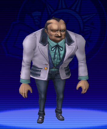 Professor Gilbert