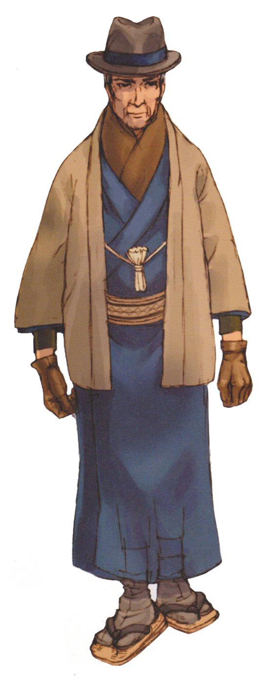 Naniwa Kawashima