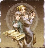 Alice and margarete