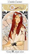 Virágos kártya Cordelia2