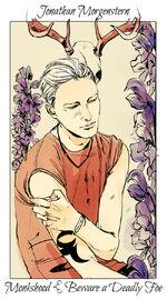 Virágos kártya Jonathan