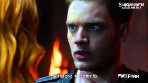 """Shadowhunters 1x02 promo """"The Descent Into Hell Isn't Easy"""" (Subtitulado)"""