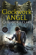 Copertina The Infernal Devices, L'Angelo 3