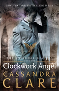 Copertina The Infernal Devices, L'Angelo 1