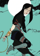 TMI Izzy Grafic Novel