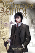 Copertina The Infernal Devices, L'Angelo 10