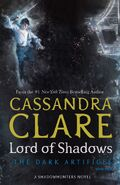 Lord of Shadows portada británica