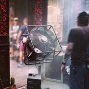Smoke fan