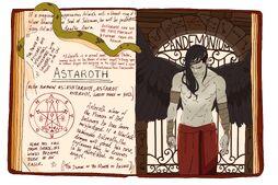 CJ Príncipes del Infierno, Astaroth 01
