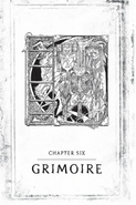 Grimorio Codice Shadowhunter