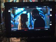 Clace tension, bts onscreen