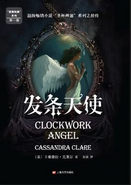 Copertina The Infernal Devices, L'Angelo 5