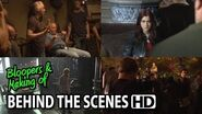 The Mortal Instruments City of Bones (2013) Making of & Behind the Scenes (Part1 3)