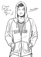 КД Молодой Майкл 01