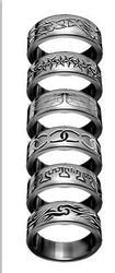 CN family rings