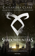 Copertina Le cronache dell'Accademia Shadowhunters Italia