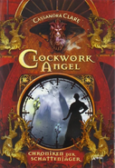 Copertina The Infernal Devices, L'Angelo 8