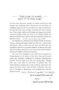 Codice- La legge 1