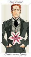 Х КД Цветы, Генри