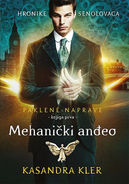 Copertina The Infernal Devices, L'Angelo 11