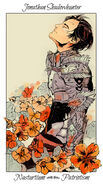 Virágos kártya Jonathan Shadowhunter