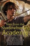 Historias de la Academia de Cazadores de Sombras portada