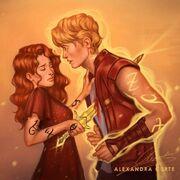 Clary che uccide la parte cattiva di Jace .jpg