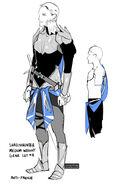 CJ Equipo Cazador de Sombras 09