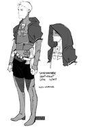 CJ Equipo Cazador de Sombras 11