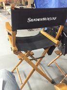 Chair, back ShadowHunters 04, Day 2