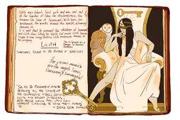 CJ Príncipes del Infierno, Lilith 01