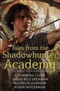 Copertina Le cronache dell'Accademia Shadowhunters USA, Brasile, Portogallo, Olanda, Polonia, Romania,Slovacchia, Turchia