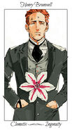 КД Цветы, Генри