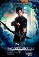 Poster Alec Lightwood