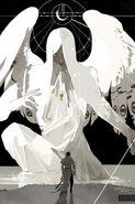 L'angelo Raziel con Jonathan Shadowhunter