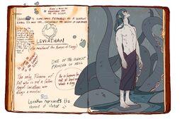 CJ Príncipes del Infierno, Leviathan 01