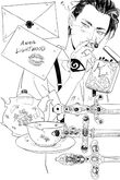CJ TLH Sketches, Anna Lightwood