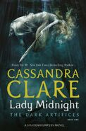 Lady Midnight portada UK