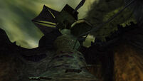 Wasteland windmill (my screenshot)