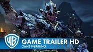 MITTELERDE SCHATTEN DES KRIEGES - Nemesis Forge Trailer Deutsch HD German (2017)-0