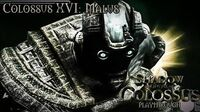 Shadow of the Colossus (PS3) - Colossus XVI Malus - Playthrough Gameplay