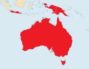Australian Mafia (customized map from ShadowHelix)
