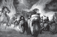 Ghost Riders from Shadowrun Sourcebook, Vice