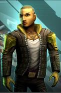 Paco a Cutter (Shadowrun Returns)