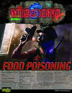 Missions Food Poisoning Cover