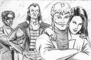 Merlyns (Shadowrun Sourcebook, Mob War)