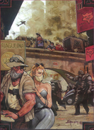 Streets of Tenochtitlan (Shadowrun Sourcebook, Aztlan)